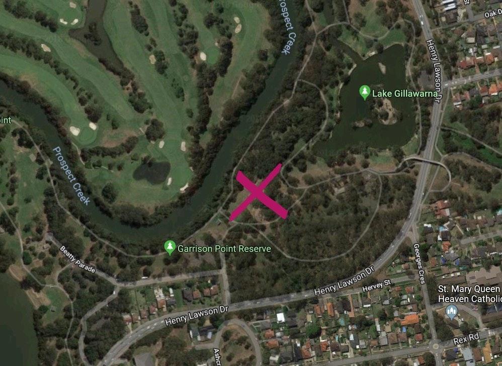 SYDNEY  Course Location